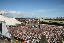 Melbourne Showground